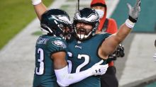 Report: Eagles, C Jason Kelce agree to new deal for 2021