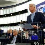 Brexit: Stop 'pretending' to negotiate, EU's Michel Barnier tells Boris Johnson