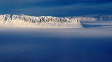 Effondrement de la dernière plate-forme glaciaire de l'Arctique canadien