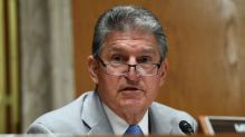 Democratic Sen. Joe Manchin backs Supreme Court delay tactics since 'we don't do anything around here anyway'