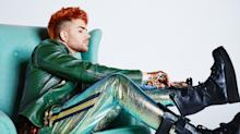 Adam Lambert Talks New Song, New Sound, and Those Old 'American Idol' Judging Rumors