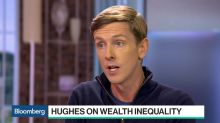 Facebook Co-Founder Says Inequality Only Getting Worse