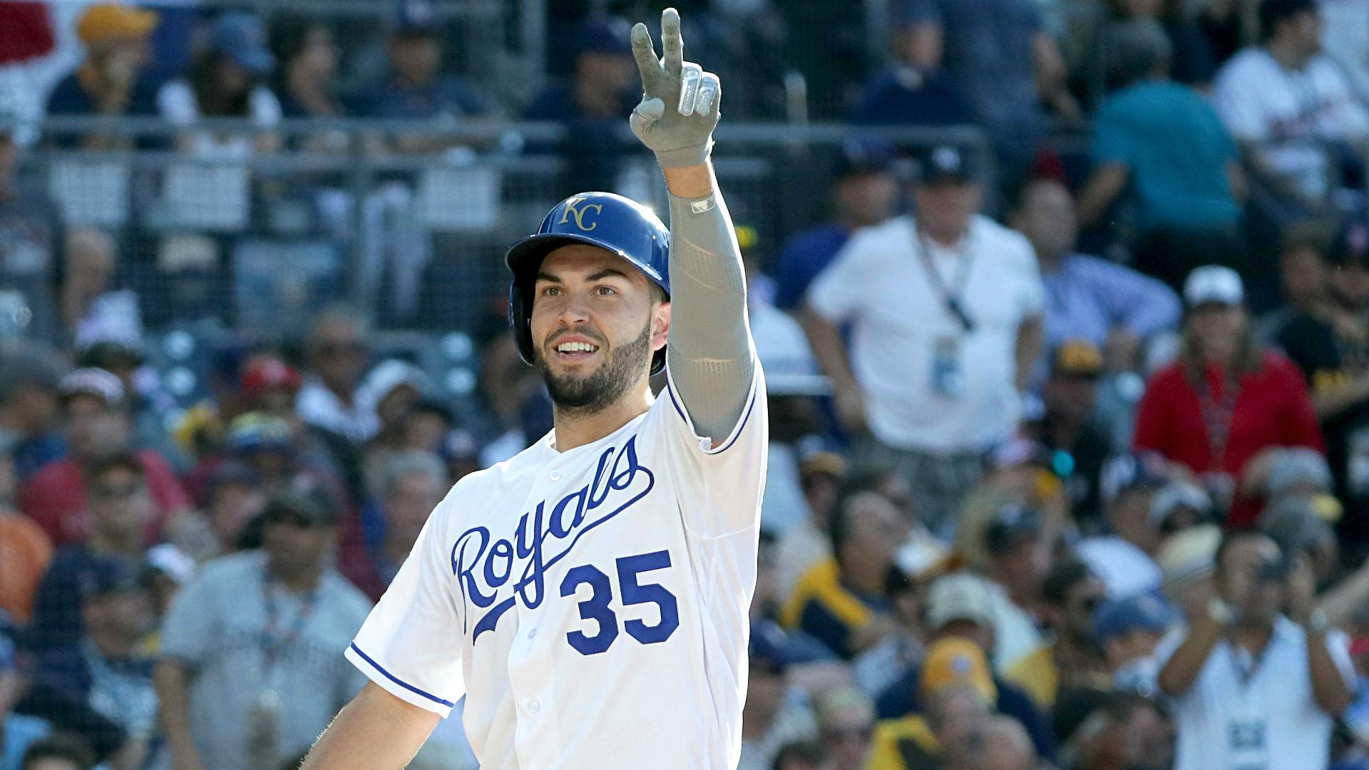 MLB Free Agent News Eric Hosmer Agrees To 8 Year Deal With Padres