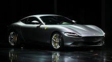 Electric Ferrari coming after 2025 says CEO