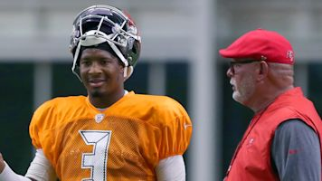 Arians somehow hasn't lost faith in Winston