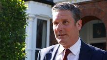 'Lose, lose, lose, lose, Blair, Blair, Blair, lose, lose, lose, lose'. 11 words that sum up Labour's problem