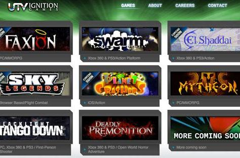 'Collapse' game site registered by Ignition