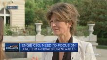 Engie has halved carbon emissions and is more profitable, CEO says