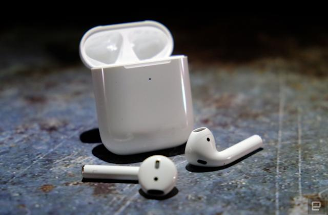 Apple countersues headphone maker Koss in AirPods patent dispute