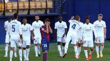El Real Madrid defiende su condición de campeón en el primer tramo liguero