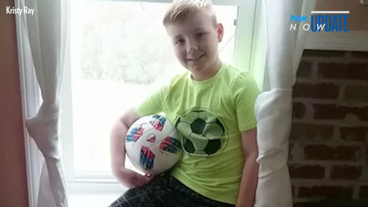 Mom Warns Other Parents After Her 12-Year-Old Son Dies Playing a 'Choking Game' with Friends