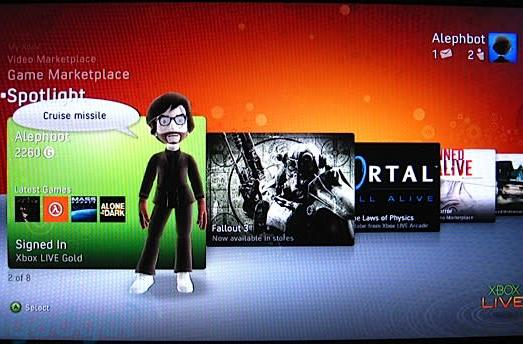 New Xbox 360 Experience hands-on and impressions