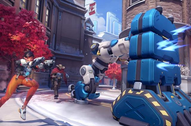 Blizzard unveils 'Overwatch 2' at BlizzCon