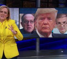 Samantha Bee Dunks on Trump's Defense Team: 'A Virtual Dream Team of Rape Culture'
