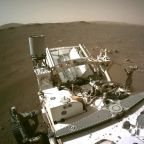 Mars rover captures first sounds recorded on another planet