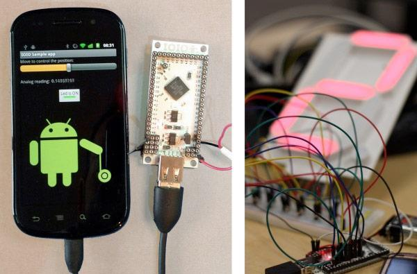 SparkFun intros IOIO for Android, a hack-free breakout box to get your mind spinning