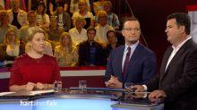 """""""Hart aber fair"""": Drei Minister - eine Meinung"""