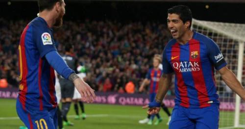 Foot - C1 - Barça - Le Barça au complet avec la MSN contre la Juventus
