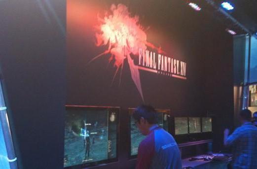 E3 2010: Hands on with Final Fantasy XIV