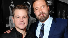 "No, Matt Damon, Ben Affleck Is Not ""Mr. Mom"" — He's A Parent"