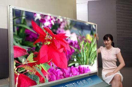 Samsung announces biggest consumer LCD available: 70-inch, 1080p