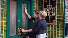 Corrie revenge and pregnancy reveal: 29 spoiler pictures