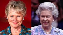 The First Photo of Imelda Staunton as the Queen in 'The Crown' Has Us Doing a Double Take