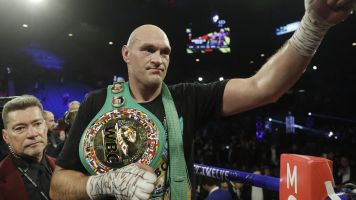 Fury received call about exhibition fight vs. Tyson