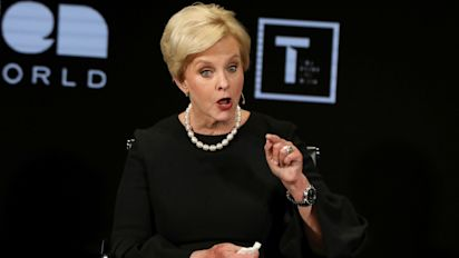Cindy McCain: No 'voice of reason' in the GOP