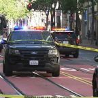 2 Asian women stabbed while waiting for bus in downtown SF