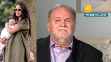 Thomas Markle addresses rift with daughter Meghan: 'I'm disappointed not to see Archie'