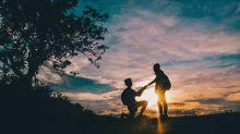 Paar will Verlobungsfoto machen - das geht nach hinten los