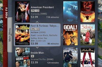 FiOS HD video on-demand library tops 1,000 title mark