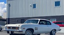 Own The Road In A 1974 Chevrolet Nova SS