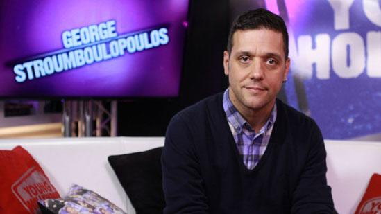 Canada's George Stroumboulopoulos Comes to CNN