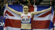 Athletics: Foot injury dents Muir hopes of doubling up in London