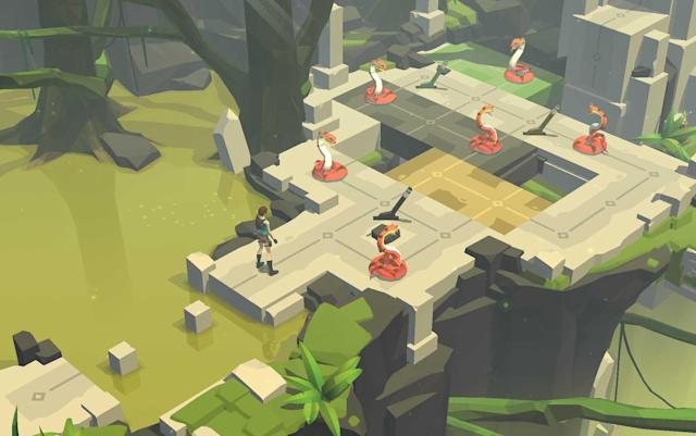 Square Enix has stopped working on 'Go' mobile games