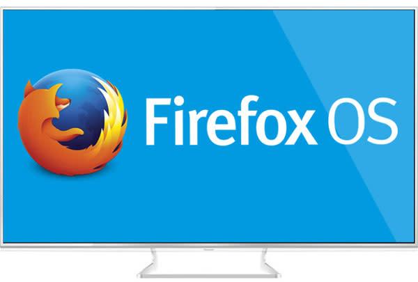 Panasonic llevará Firefox OS a sus Smart TV este mismo año