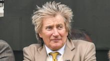 Rod Stewart 'got bored' of sex after sleeping with so many models
