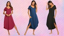 Amazon shoppers love this $39 best-selling nightshirt so much, they say it doubles as a daytime dress