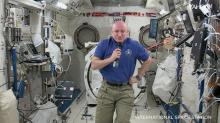 How to do laundry in space: You don't