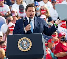 Ron DeSantis might already be running for president. Donald Trump could help – and hurt – his plans