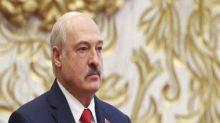 Long-time Belarus leader Alexander Lukashenko 'must go', says French president Emmanuel Macron