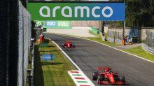 Leclerc nutzt Vettels Windschatten - doch beide Ferrari schwach