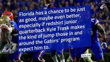 Florida Gators No. 4 in ESPN's Week 1 college football power rankings