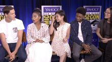 Amandla Stenberg, 'Darkest Mind' stars salute the power of the teen generation