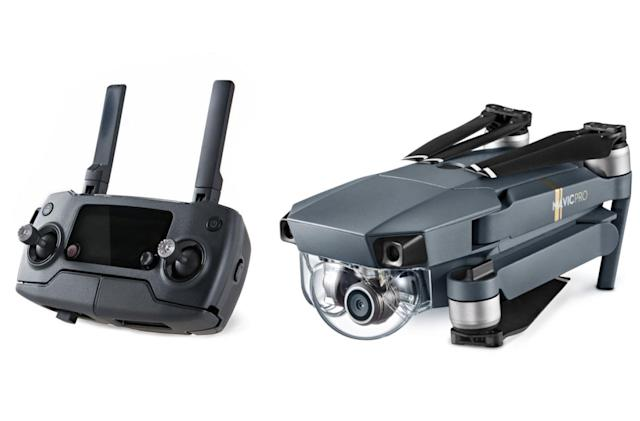 DJI's Mavic Pro takes on GoPro's Karma with smart features