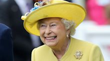 17 joyous photos of the Queen smiling at Ascot