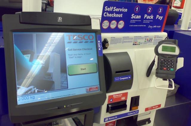 Tesco's self-service checkouts are getting a lot less irritating