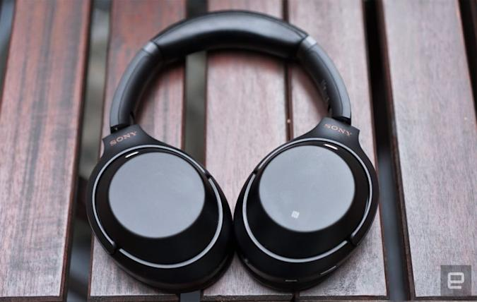 Sony WH-1000XM3 headphones on sale